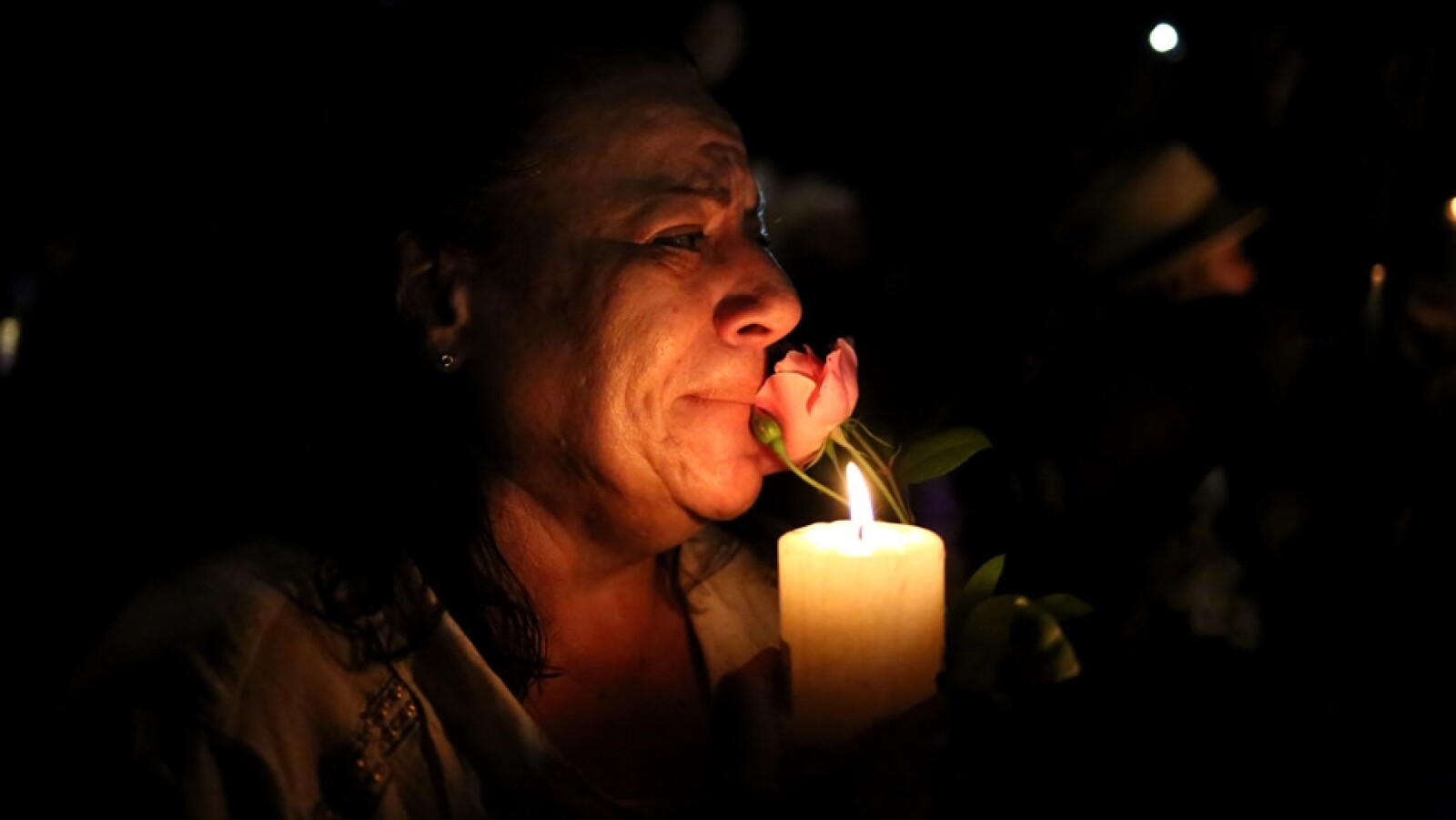 Johannesburgo Sudafrica gente despide Mandela