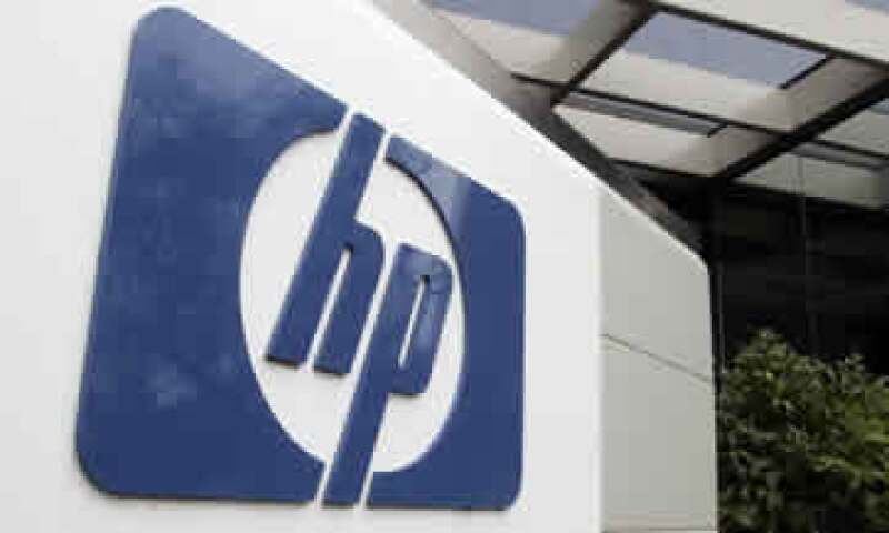 HP ha negado en el pasado especulaciones de que esté considerando la escisión o venta de su negocio de computadoras personales. (Foto: AP)