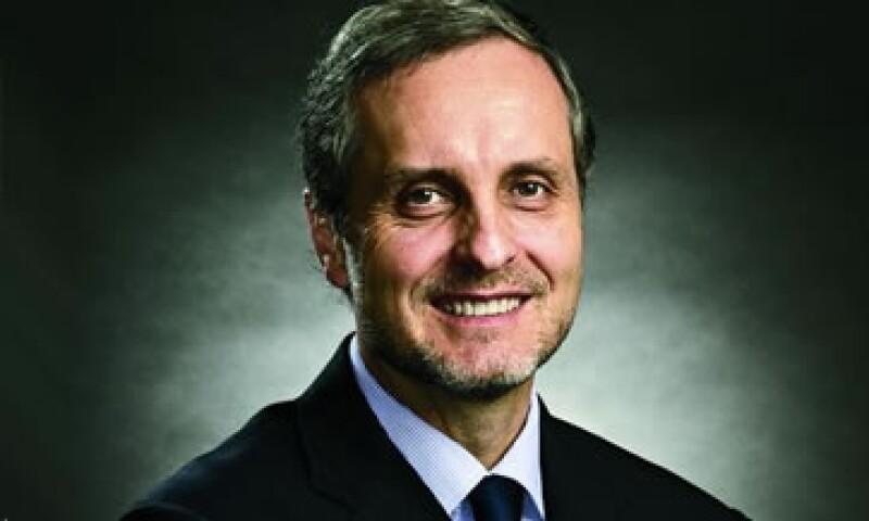 El director general de Grupo Bimbo, Daniel Servitje, destacó el crecimiento que han tenido sus marcas en EU. (Foto: Duilio Rodríguez)