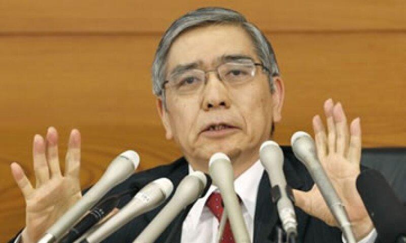 El Banco de Japón adquirirá mensualmente más de siete billones de yenes en bonos soberanos a largo plazo.  (Foto: AP)