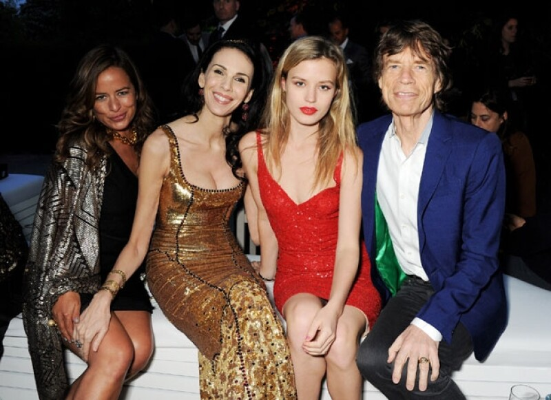 Tras la muerte de L´Wren Scott, Georgia May Jagger, hija del cantante de Rolling Stones, prefirió no modelar en el Fashion Week de Melbourne.
