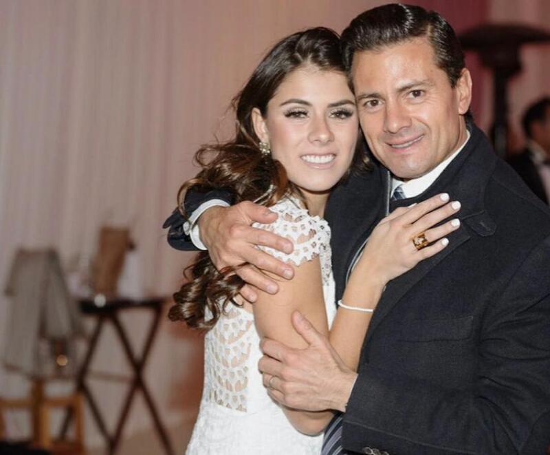 EPN descubre 'infidelidad en felicitación a su hija