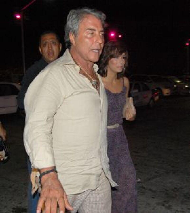 La actriz de Desperate Housewives celebró sus 34 años en el puerto mexicano en compañía de Ricardo Barroso y Jaime Camil papá, quien amablemente le ofreció su casa para que se hospedara.
