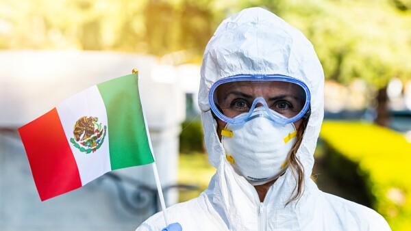 Médicos mexicanos