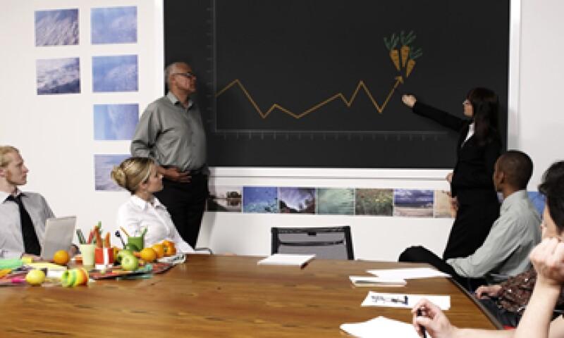 Las empresas con más éxito son aquellas que siendo pequeñas quieren ser líderes en su sector, afirma Accenture. (Foto: Thinkstock)