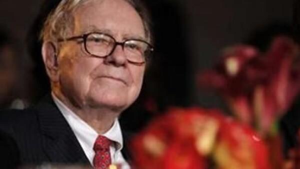 Warren Buffett dijo que la hay una recuperación lenta, aunque es una recuperación. (Foto: Reuters)