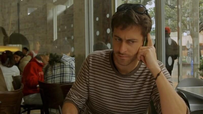 Imagen de archivo de Romeo Langlois, periodista secuestrado