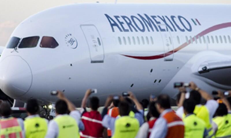 La ASSA también emplazo a huelga a la empresa Aeromar. (Foto: Cuartoscuro)