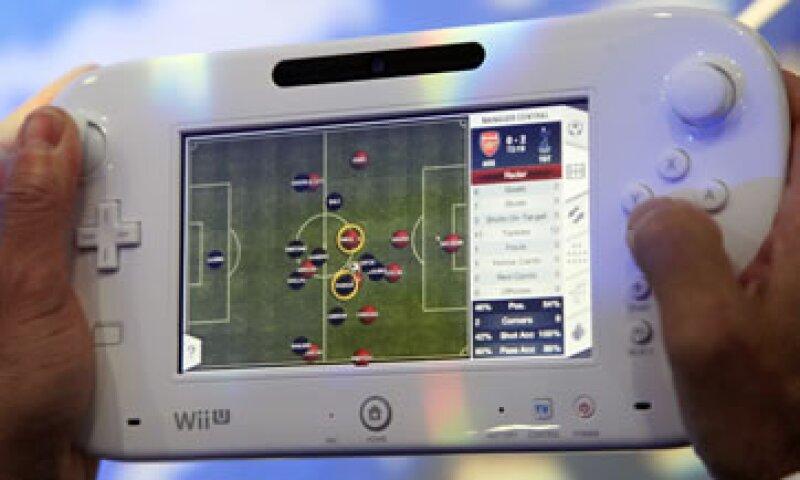 La pantalla táctil 6.2 pulgadas funciona diferente con cada juego.  (Foto: AP)