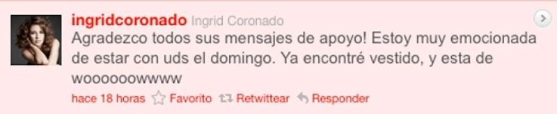 Después de la polémica salida de Eduardo Capetillo y Bibi Gaytán de La Academia. Ingrid Coronado, quien ocupará el lugar que dejó Gaytán en la conducción, se ha convertido en TT en Twitter.