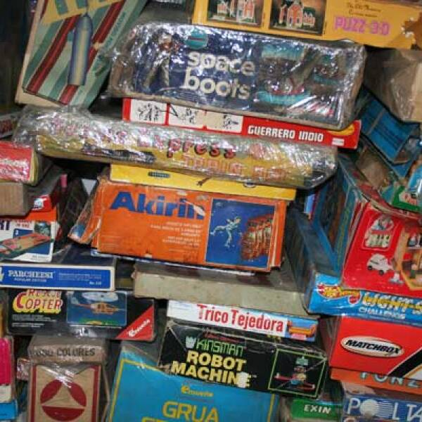 Durante años la colección de juguetes antiguos permaneció cerrada al público y fue en 2000 cuando se abrió por primera vez a través de citas.