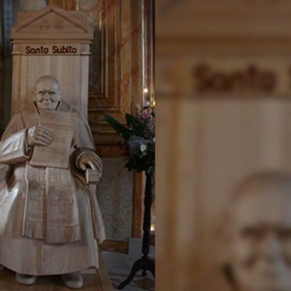 iReport Juan Pablo II Polonia09