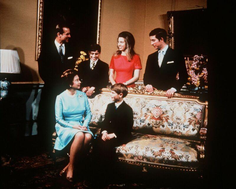 Familia Real Gran Bretaña