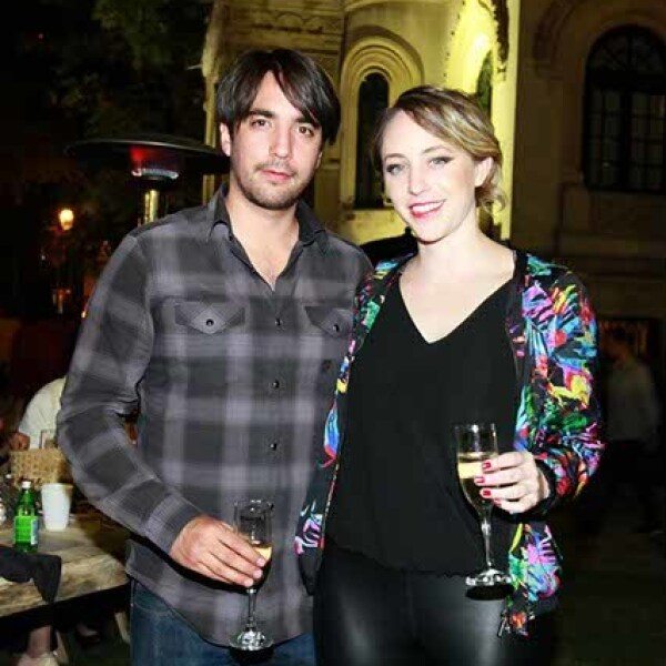 Adrián Moreno y Mariana Terrova