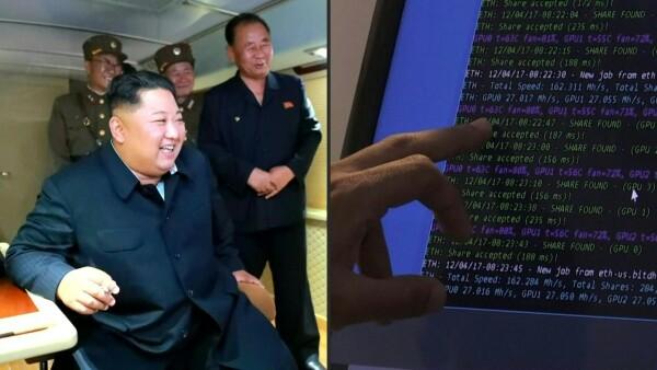 Corea del Norte robó 2,000 mdd para financiar misiles nucleares, según la ONU