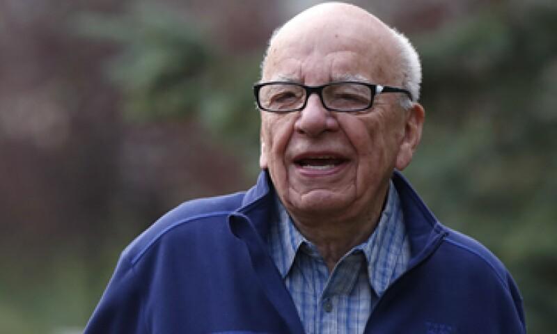 Murdoch se ha visto asediado por investigaciones sobre escuchas telefónicas. (Foto: Reuters)