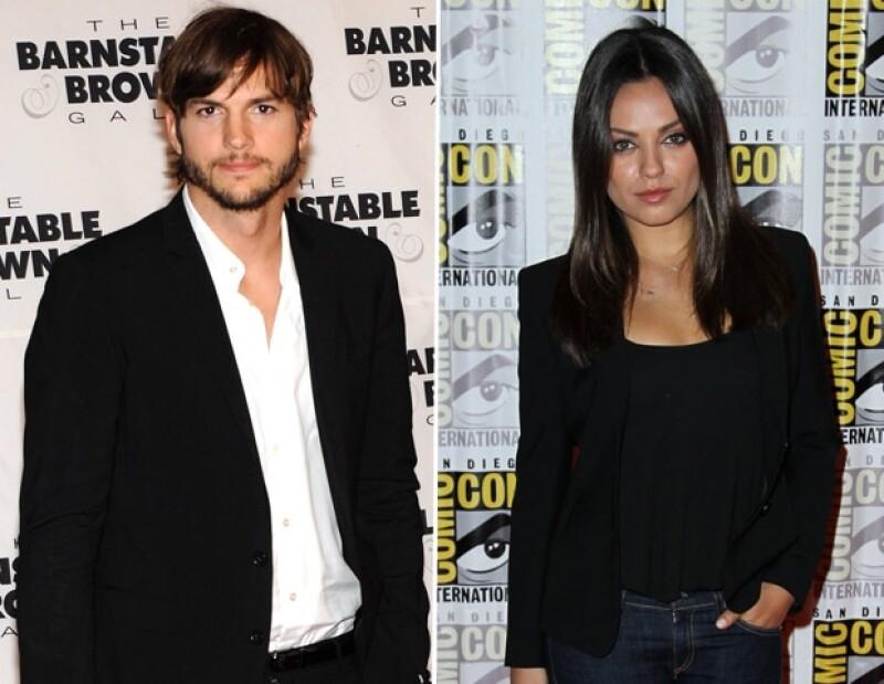 El fin de semana la pareja de actores fueron captados muy cariñosos aun cuando siguen negando un romance.