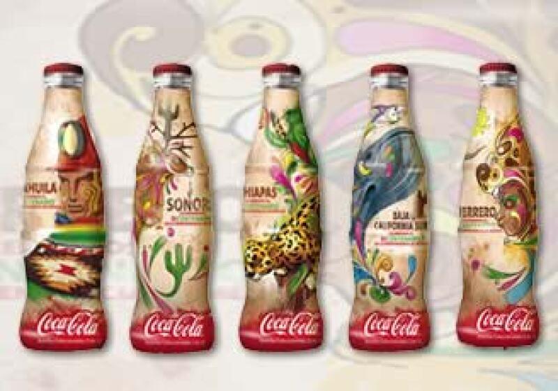 Cada mes, Coca Cola ha lanzado dos ediciones diferentes de cada estado durante todo el año. (Foto: Cortesía FEMSA)