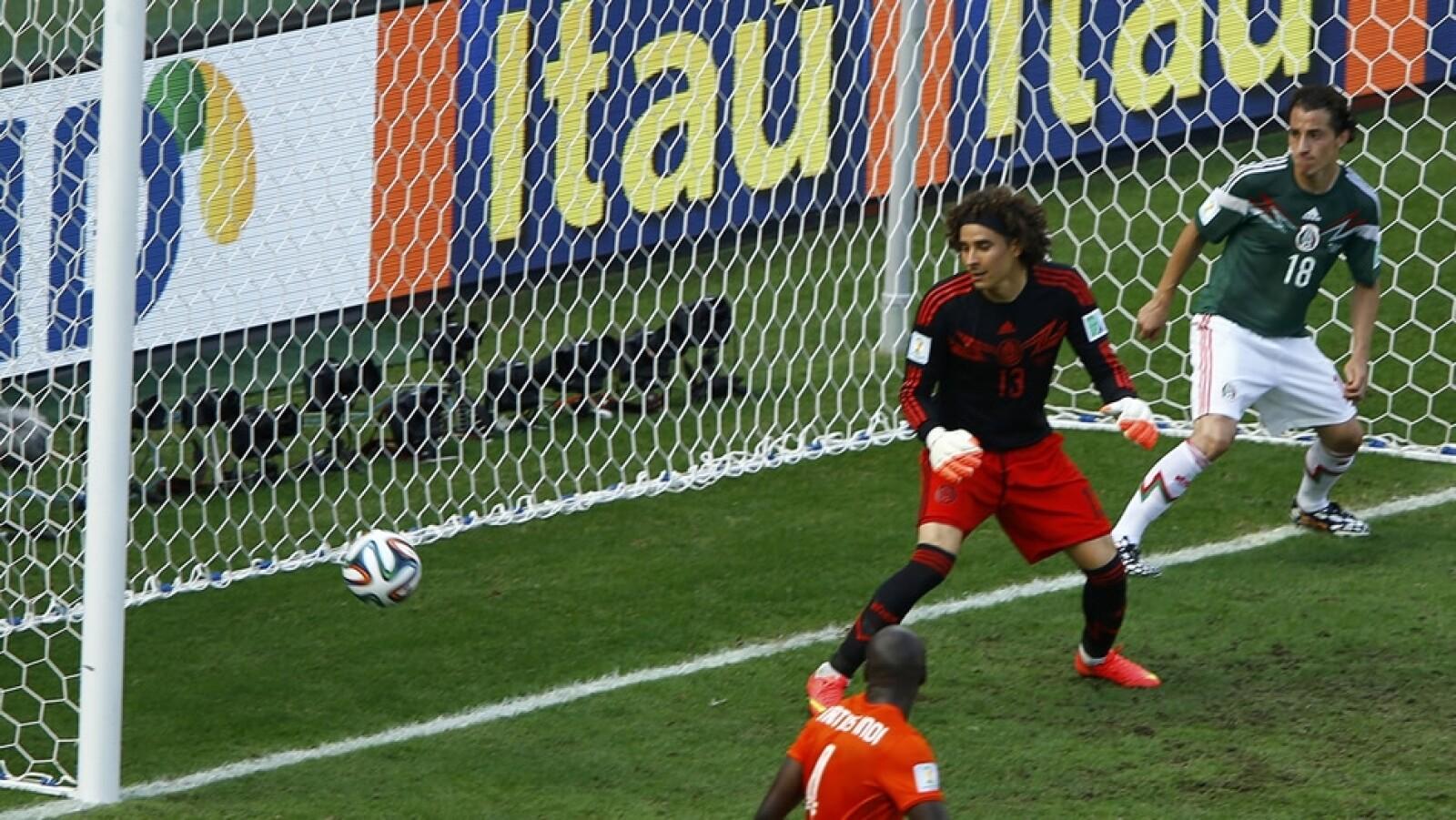 gol Holanda