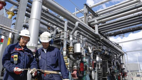 Diplomado en la industria petrolera