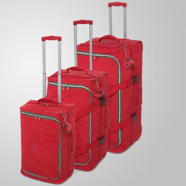 La marca tiene también opciones de maletas.