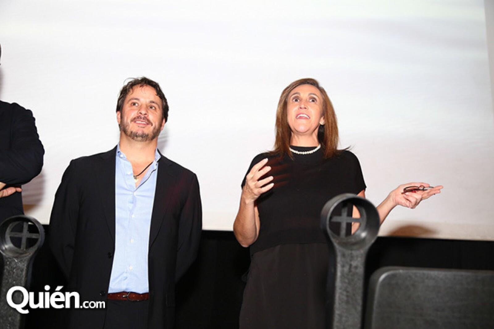 Gerardo del Villar e Isabel Azpiri