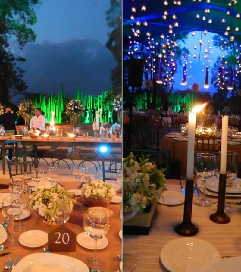 Los novios comenzaron a planear su boda desde finales del 2013.