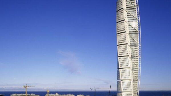 Turning Tolso, Santiago Calatrava, Suecia