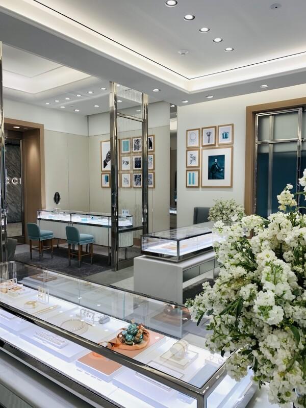 Tiffany & Co El Palacio de Hierro Santa Fe