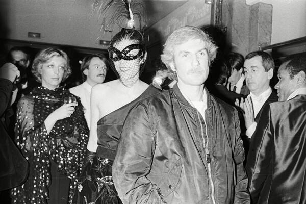 Fabrice One-Year Anniversary Party, Ready-to-Wear Paris Fashion Week, Le Palace, France - 10 Apr 1979