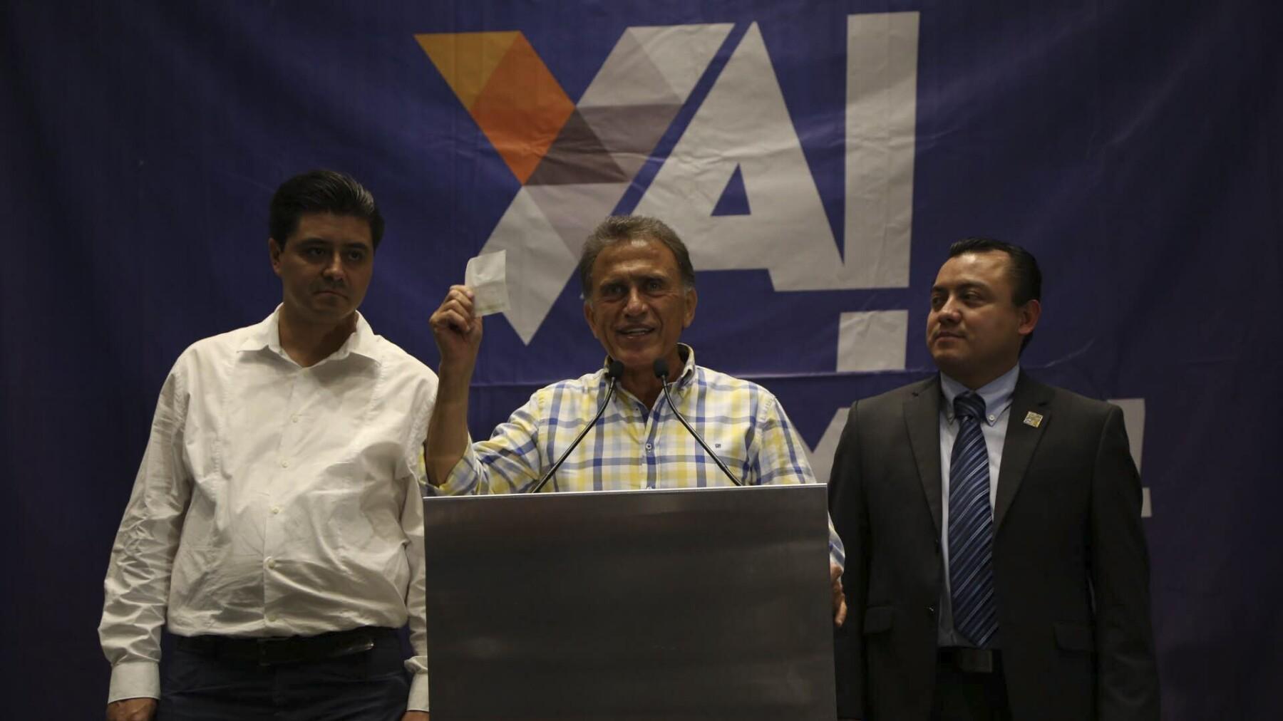 1 gubernatura y 50 diputaciones se renovaron en las elecciones del 5 de junio.