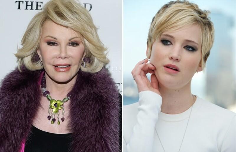 """La polémica presentadora no podía guardar silencio luego de que la actriz la calificara de """"arrogante"""" y asegurara que su programa de moda promovía una imagen superficial de los famosos."""