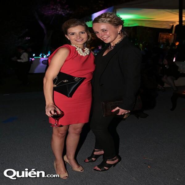 Enilie Durrieu,Julia Pupin