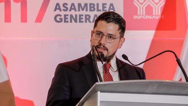 Carlos Martínez, nuevo director del Infonavit