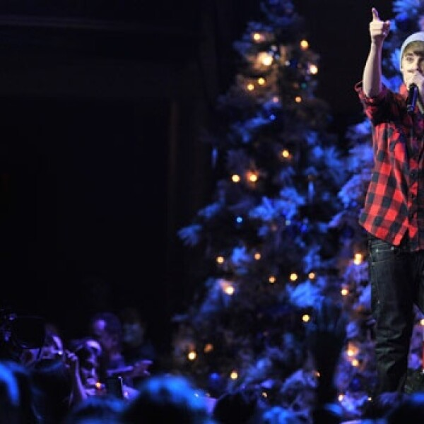 Justin Bieber Navidad