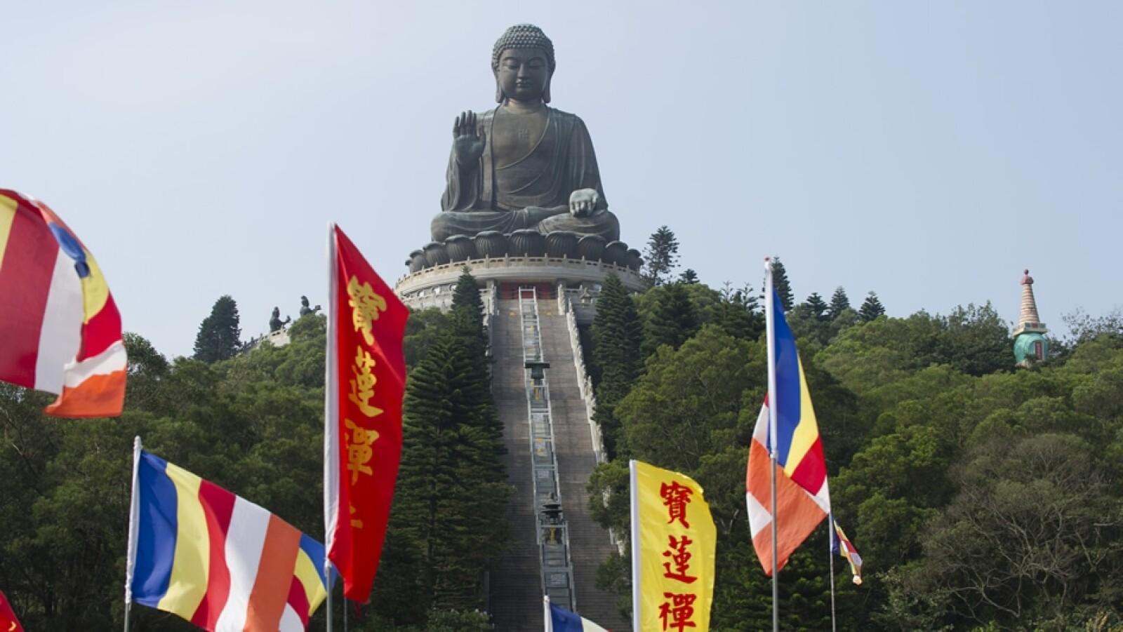 el gran buda lantau, hong kong