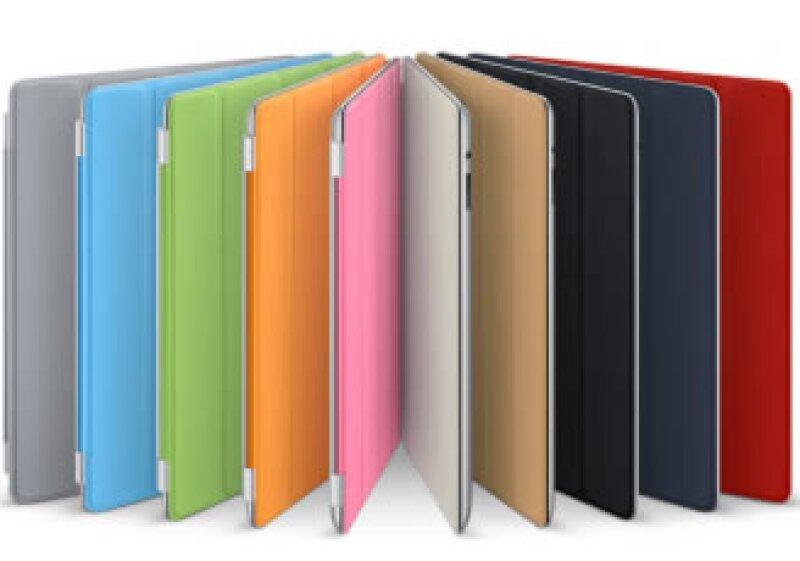 La resolución en la cámara de la iPad generó crítica entre los expertos. (Foto: Cortesía Apple)