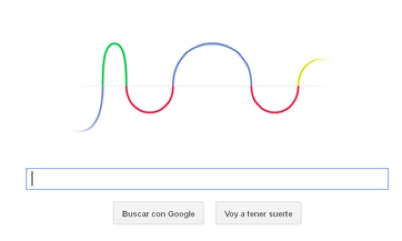 Los doodles son los cambios que sufre el logotipo de Google cuando se celebran días feriados, aniversarios y la vida de personajes famosos. (Foto: Cortesía Google)