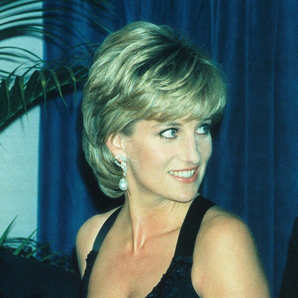 Lady Diana Honored In New York
