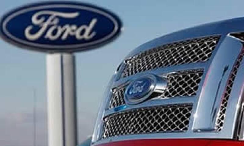 Ford (Foto: AP)