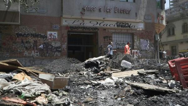 Pablo COZZAGLIO / AFPTV / AFP