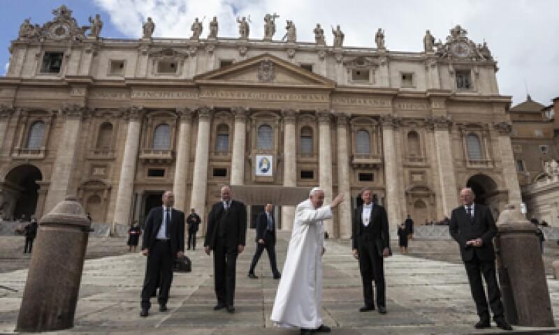 El Estado papal mantiene sus puertas abiertas, dijo un sacerdote. (Foto: Getty Images)