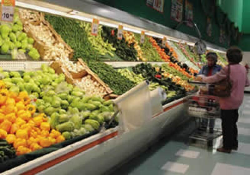 La inflación anual de septiembre en México se debió al aumento de 9.2% en precios a alimentos. (Foto: Archivo/Ramón Sánchez Belmont)