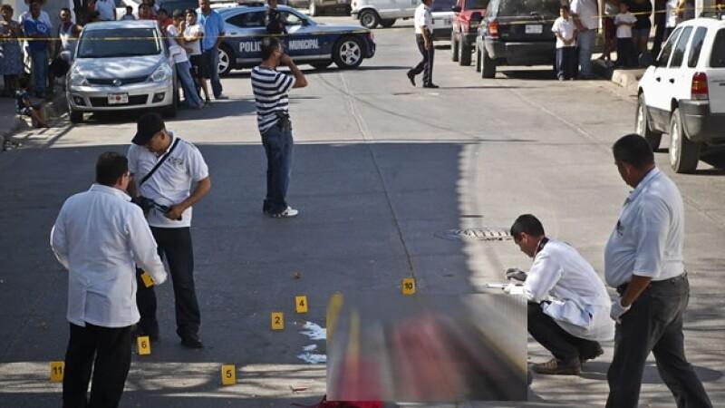 La activista Sandra Luz Hernández fue asesinada el lunes en Culiacán, Sinaloa