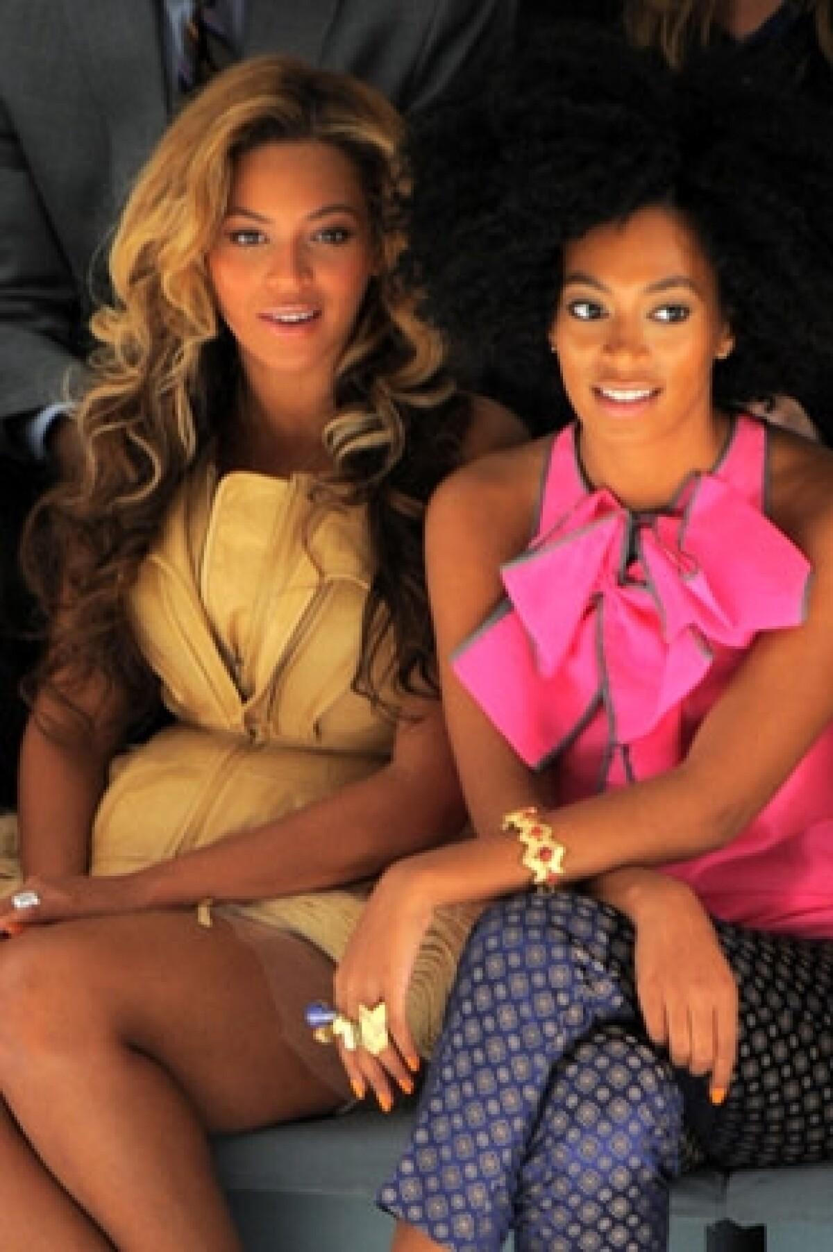 Beyoncé y su hermana deciden no ir a la boda de su padre