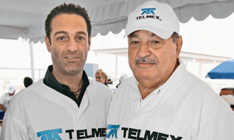 Una de las pasiones de Carlos Slim y su primogénito, Carlos Slim Domit, es el automovilismo. La familia cuenta con su propia escudería: Telmex. (Foto: Marco Vallejo)
