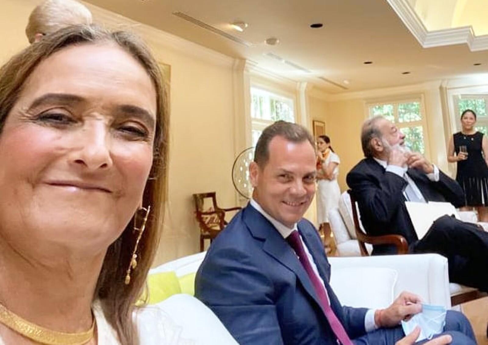 Armendáriz, Vázquez Aldir y Slim