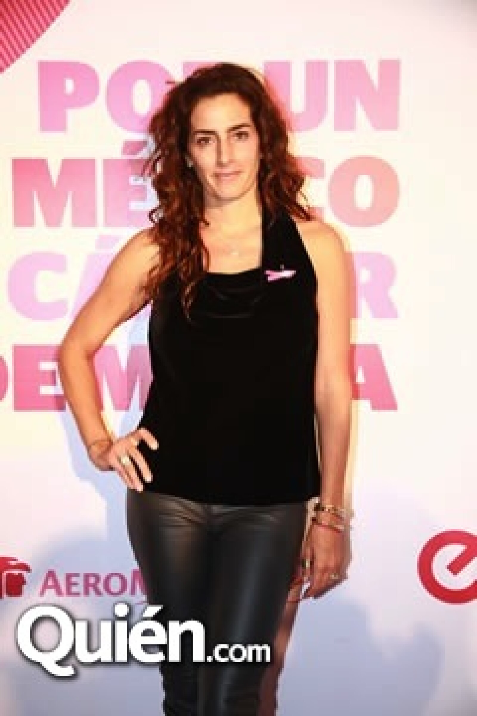 Ana Paola Saad.