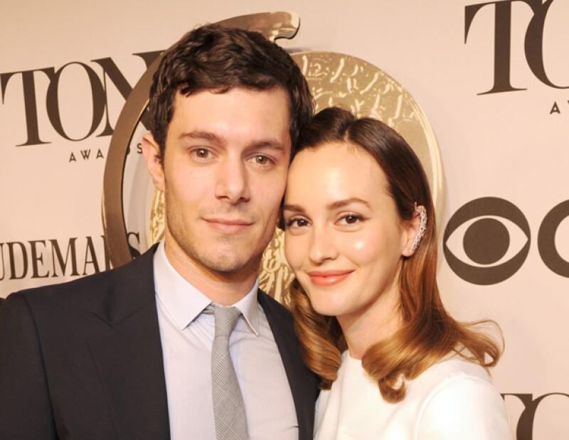 Aunque la noticia se acaba de revelar, se confirmó que fue el pasado 4 de agosto cuando la pareja de actores le dio la bienvenid a su primogénita.