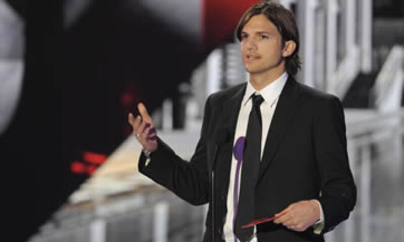 Algunas de las compañías en las que Kutcher también ha participado como inversionista son Airbnb, Milk y Optimizely. (Foto: AP)